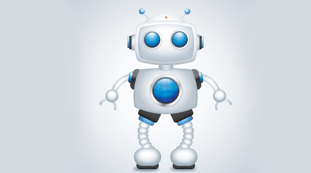 robot 25 Fresh new illustrator tutorials from 2015