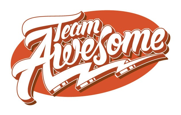 team awsome thumb Best Of The Web And Design In May 2015