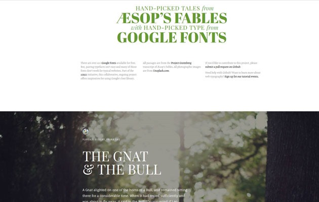 femibot How to choose the perfect font pairing for your web project