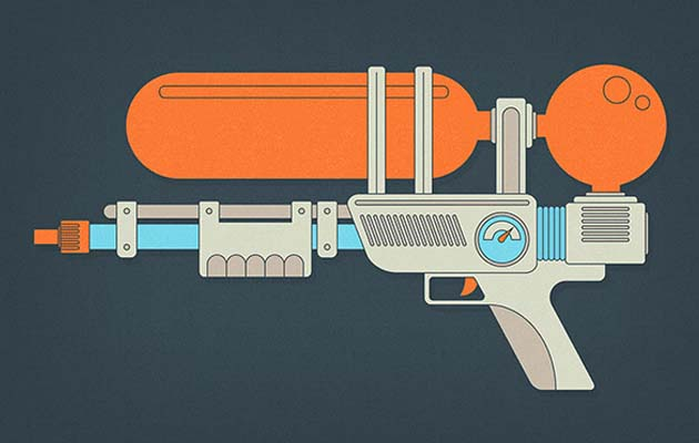 watergun Best Of The Web And Design In June 2015