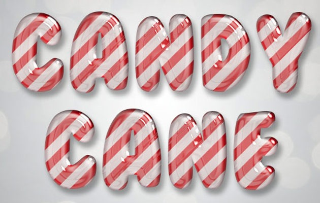 candy text 50 amazing modern Photoshop text effect tutorials