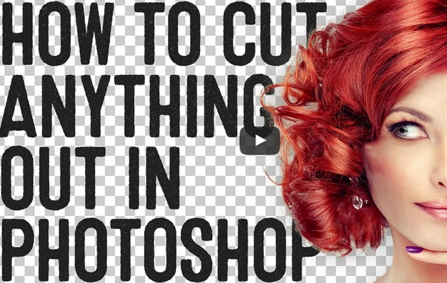 cut out photoshop1 Best Of The Web And Design In August 2015