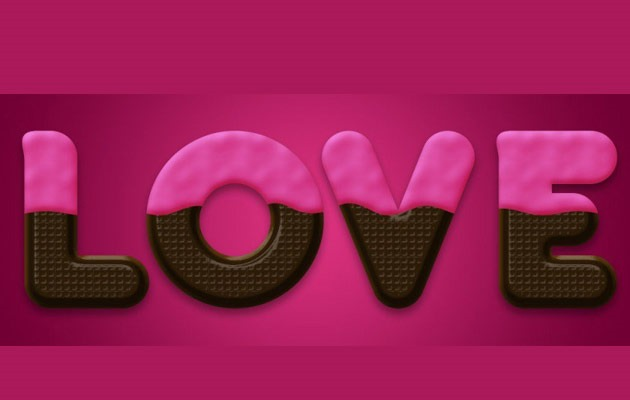 love 50 amazing modern Photoshop text effect tutorials