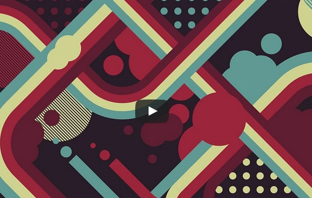abstract snowboard illustration Best of the Web And Design In September 2015