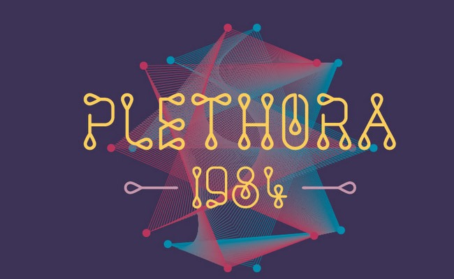 pletora thumb 30 Creative and unique free fonts to use in your designs