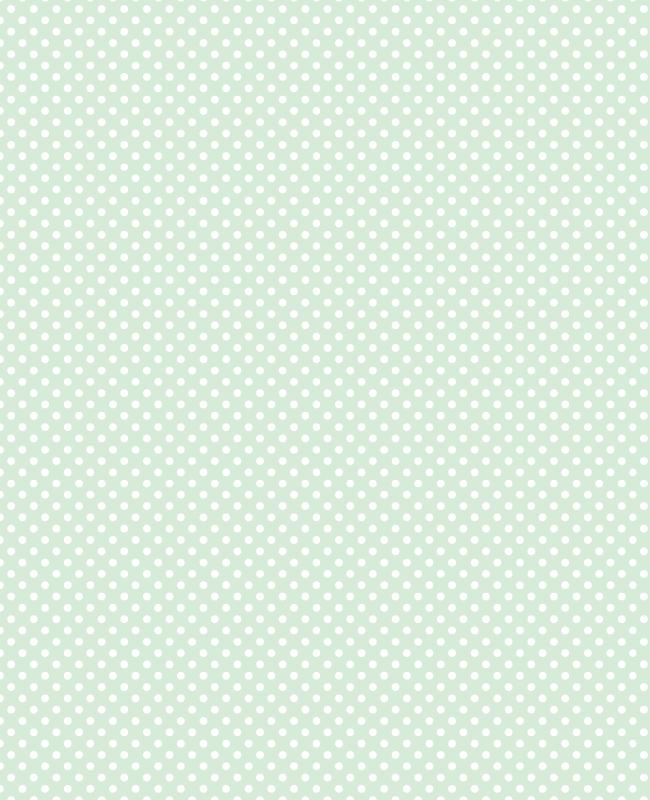 dusty green polka dot pattern set Simple polka dot free seamless vector Patten