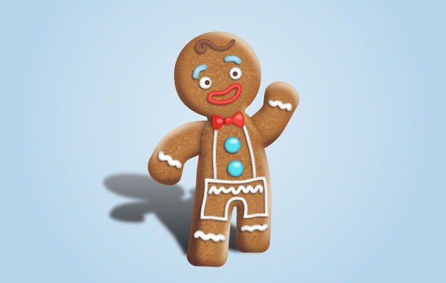 ginger bread thumb Best of the Web and Design In December 2015