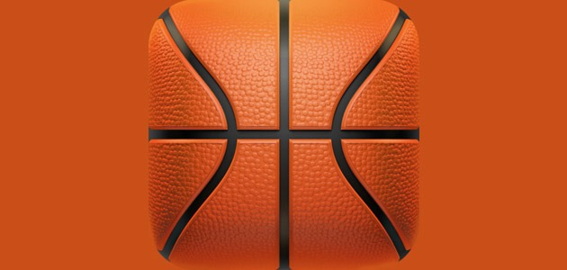 basketball 25 Amazing IOS icon designs