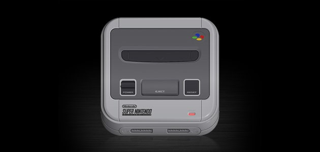 snes icon thumb 25 Amazing IOS icon designs
