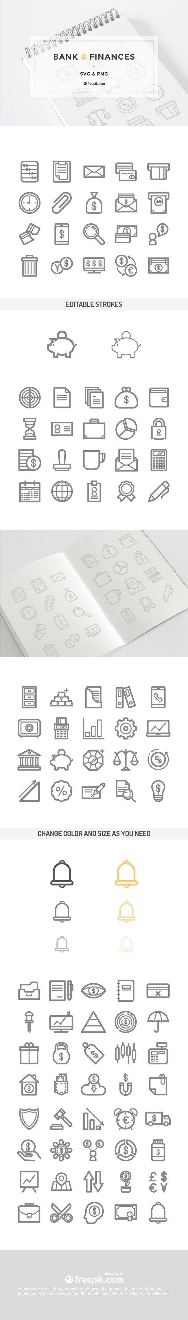 Bank finances icons 01 80 free bank and finances icons SVG & PNG set