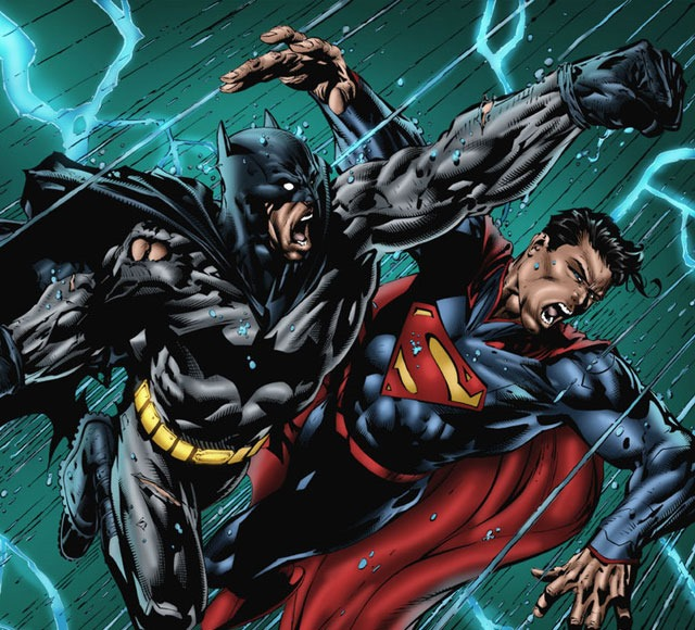 batman v superman 30 Awsome Batman vs Superman illustrations