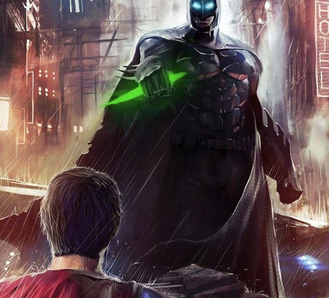 batman vs superman ceaser 30 Awsome Batman vs Superman illustrations