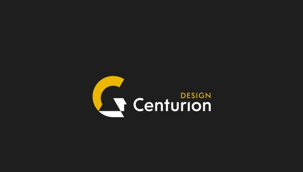 centorian logo 20 Creative flat modern logo designs