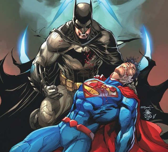 greg park batman vs superman 30 Awsome Batman vs Superman illustrations