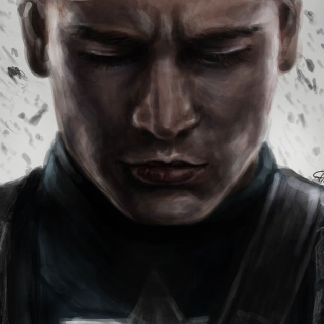 firstavenger Awesome Captain America illustration showcase