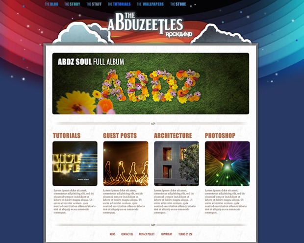 web design 40 Tutorials for learning and mastering Fireworks