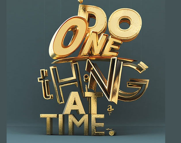 do one thing 50 beautiful must see examples of creative typography