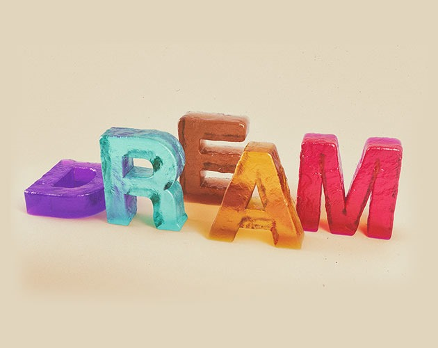 dream 50 beautiful must see examples of creative typography