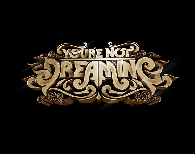 dreaming 50 beautiful must see examples of creative typography