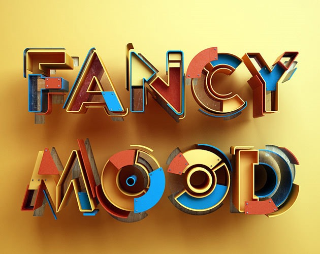 fancy mood 50 beautiful must see examples of creative typography