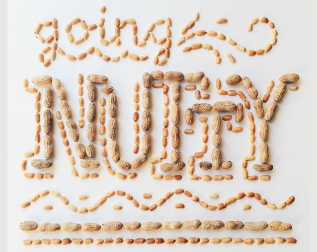 going nutty 50 beautiful must see examples of creative typography
