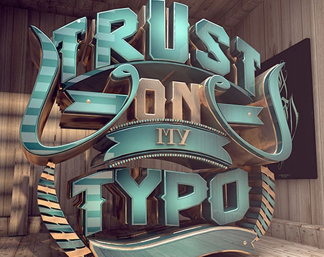 trust on typo 50 beautiful must see examples of creative typography