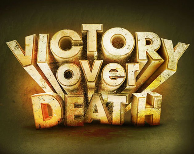 victory over death 50 beautiful must see examples of creative typography