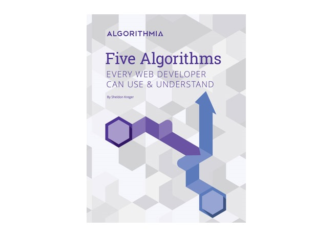 Algorithms 40 must read free eBooks for web designers