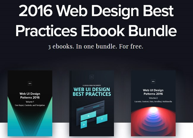 ebook 40 must read free eBooks for web designers
