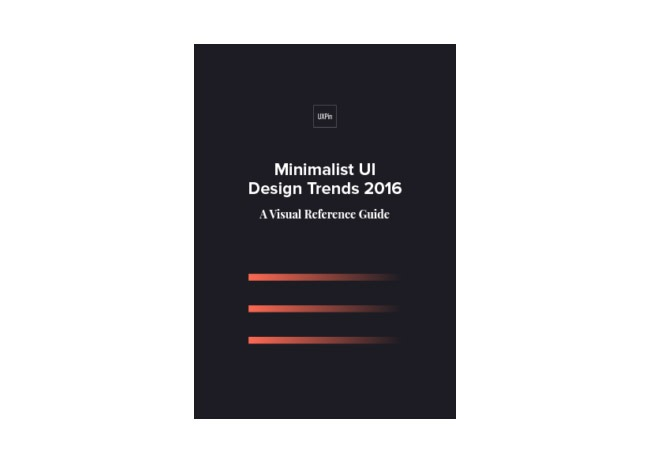 minimlist design 40 must read free eBooks for web designers