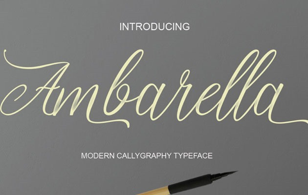 armabella 50 best free fonts from 2016