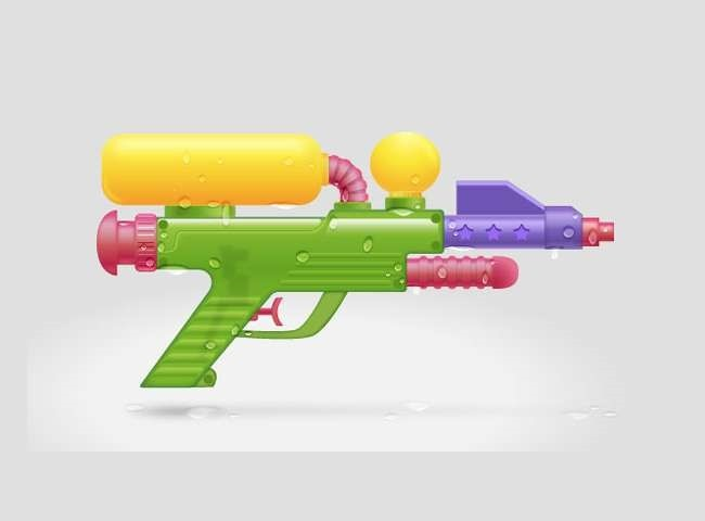 create a water gun in adobe illustrator Best of the web for Design and Web Development November 2016