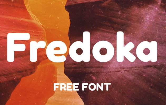 fredroka 50 best free fonts from 2016