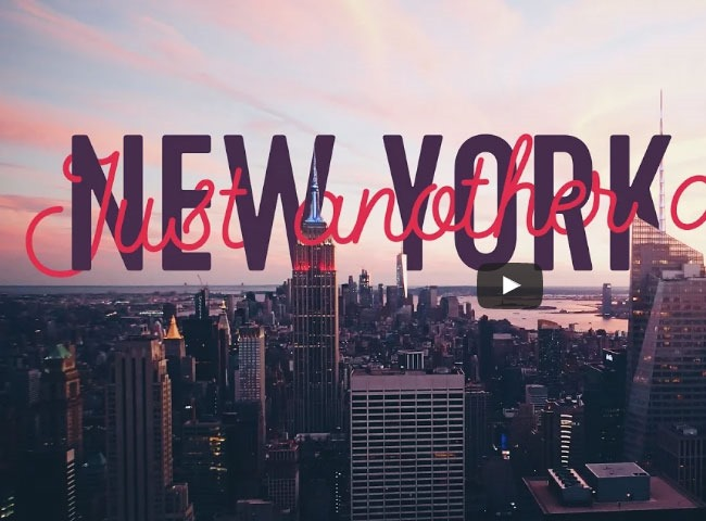 new york2 Best of the web for Design and Web Development November 2016
