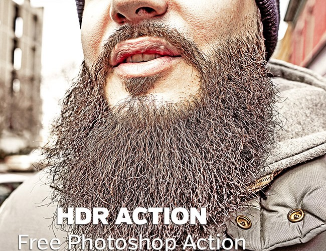 HDR faux 20 Popular photo effects you can recreate using free Photoshop actions