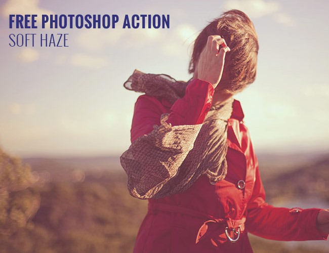 haze 20 Popular photo effects you can recreate using free Photoshop actions