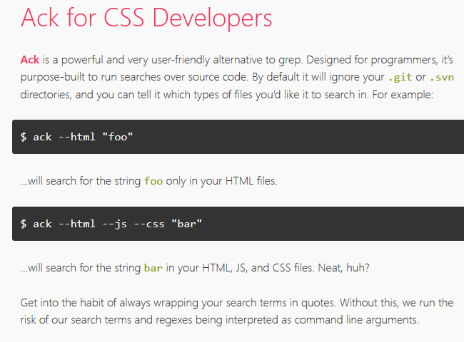 css Best of the web for Design and Web Development January 2017