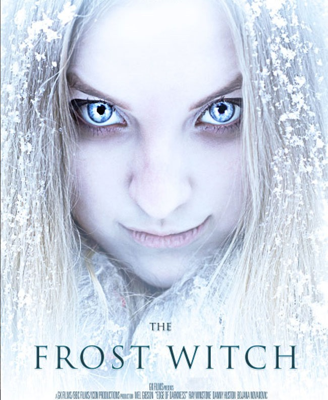 frost witch 20 Photoshop tutorials for creating movie posters