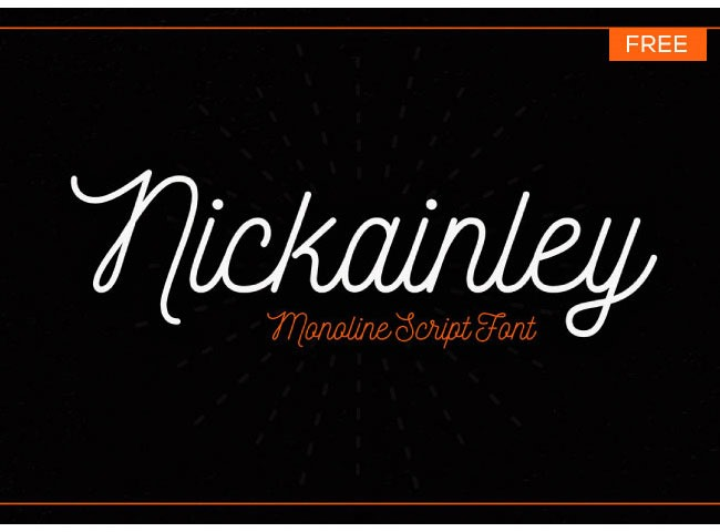 ainley 50 free must download Calligraphy fonts