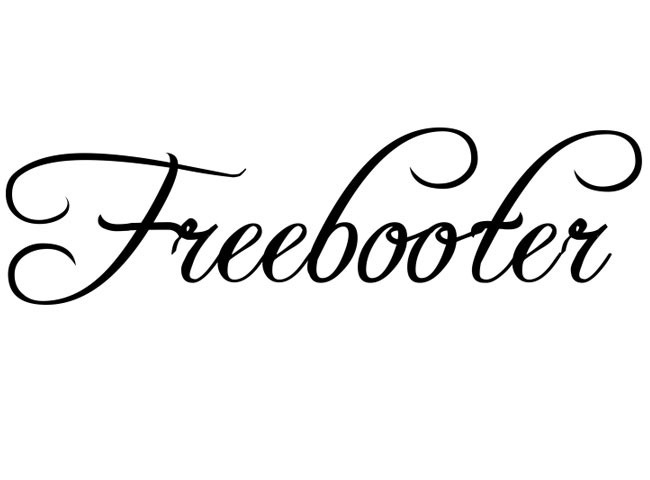 freebooter 50 free must download Calligraphy fonts