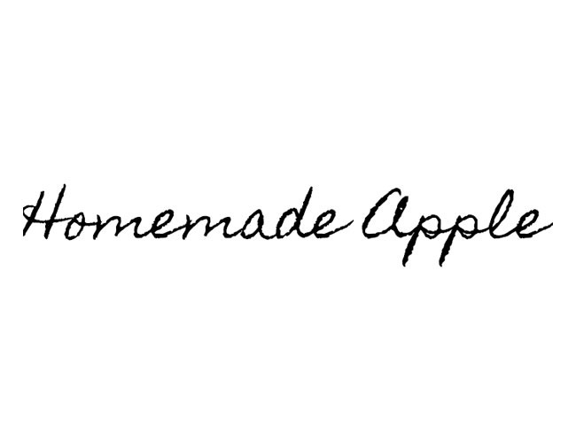 homeade 50 free must download Calligraphy fonts