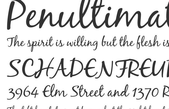 50 Free Must Download Calligraphy Fonts Creative Nerds