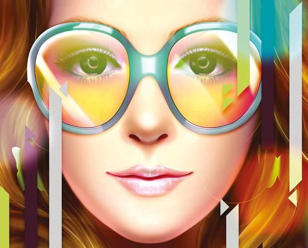 air brush portait 40 Fresh new Photoshop tutorials from 2017