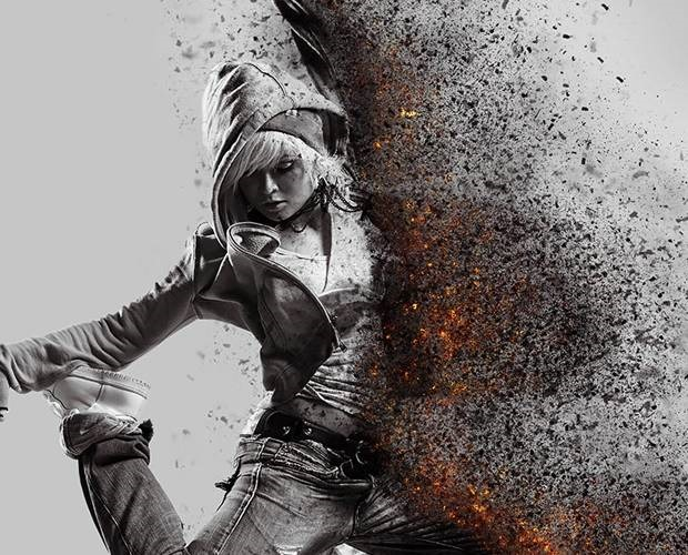 disperssion 40 Fresh new Photoshop tutorials from 2017