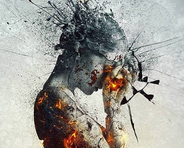shattered 40 Fresh new Photoshop tutorials from 2017