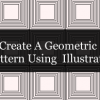 Quick Tip: How to Create A Geometric Squared Pattern Using Illustrator