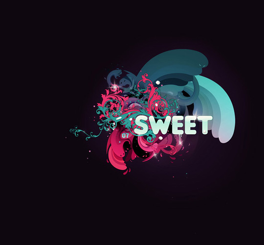 sweet wallpaper Artist Design Inspiration: Nik Ainley