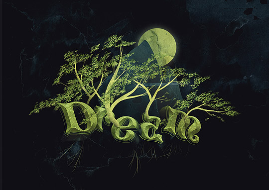 21  14 Spectacular 3D Text Effects Tutorials