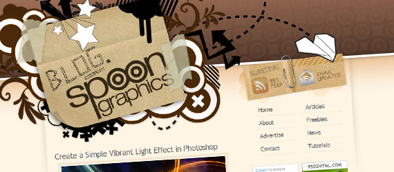blog spoon 20 Must Subscribe Graphic Design Blogs