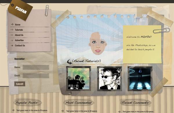 design-a-unique-grungy-website-layout